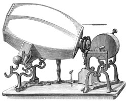 The First Phonautograph